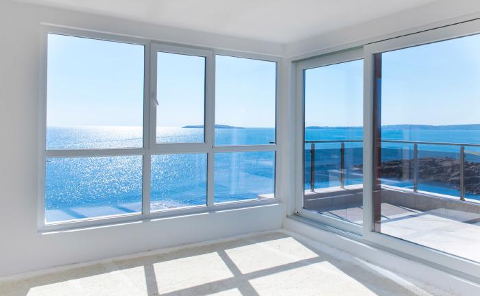 Aluminium-Fenster