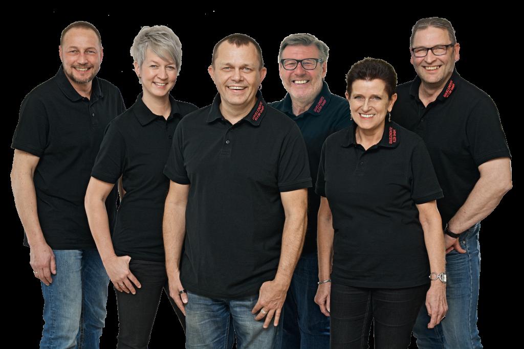 Das KLEIN Büroteam